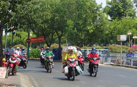 Vì sao ngày mai (7/9) người dân TPHCM cần hạn chế ra đường buổi trưa?
