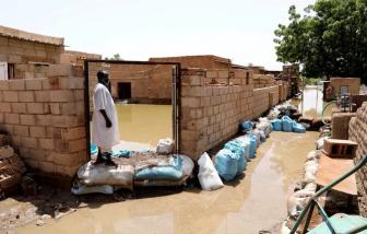 Nước sông Nile dâng cao kỷ lục, Sudan cạn kiệt nguồn viện trợ