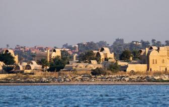 """Say đắm cảnh sắc Fayoum: """"Kho báu bí ẩn"""" của Ai Cập"""