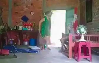 Công an vào cuộc vụ nghi vấn con gái đánh đập mẹ già