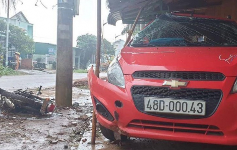 Kỷ luật cảnh cáo thượng úy công an uống rượu bia lái xe gây tai nạn chết người