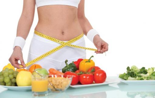 Gợi ý thực đơn ăn kiêng giảm cân đẹp da