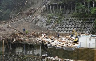 Hai thực tập sinh Việt Nam mất tích do siêu bão Haishen ở Nhật