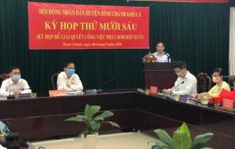 Ông Đào Gia Vượng giữ chức Chủ tịch UBND huyện Bình Chánh