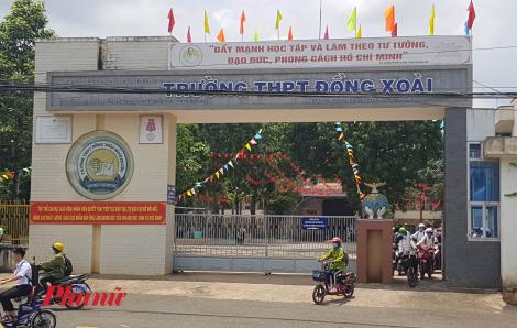 Tuyển sinh ở Bình Phước: Sở yêu cầu tuyển thêm, trường kiên quyết không