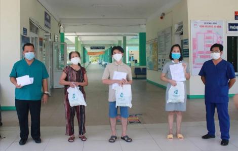 Chiều 8/9, thêm 8 bệnh nhân được chữa khỏi COVID-19
