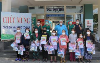 Sau 13 ngày, Đà Nẵng không có ca nhiễm cộng đồng, thêm 13 bệnh nhân khỏi COVID-19