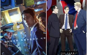Webtoon tiếp tục quyết định thành công của loạt bom tấn Hàn Quốc