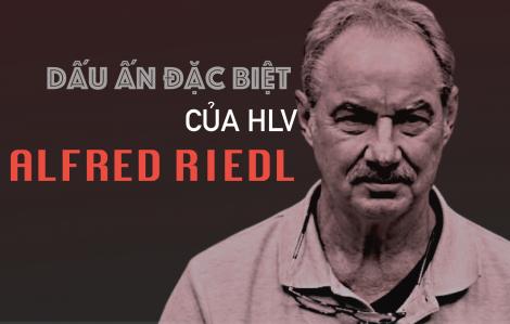 [Infographic] Dấu ấn đặc biệt của HLV Alfred Riedl với bóng đá Việt Nam