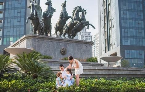 Dịch chuyển xu hướng chọn mua căn hộ của gia đình trẻ