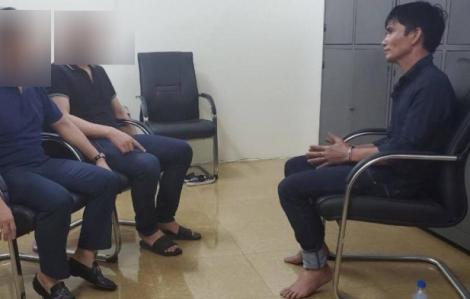 Đối tượng đánh con gái đến gãy xương bị bắt với 3 tội danh