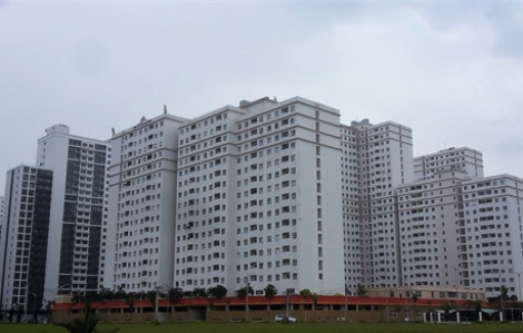 TPHCM có hơn 11.600 căn hộ, nền đất xây xong bỏ trống