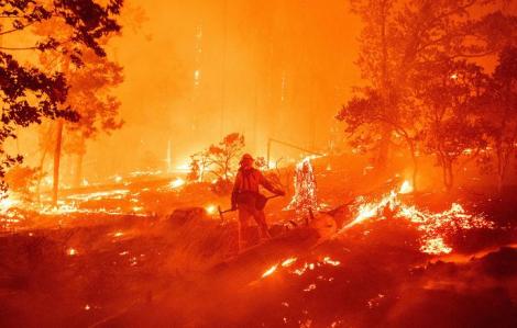 Cháy rừng chưa từng có thiêu rụi hàng trăm ngôi nhà ở tiểu bang Oregon