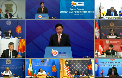 Mỹ kêu gọi ASEAN tẩy chay doanh nghiệp giúp Trung Quốc bành trướng Biển Đông