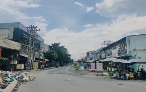 Chủ nhà hàng Tràm Chim lại bị phát hiện xây trái phép gần 100 căn nhà trên đất rạch