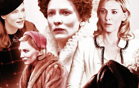 """Cate Blanchett """"Tôi không thích được gọi là nữ diễn viên"""""""