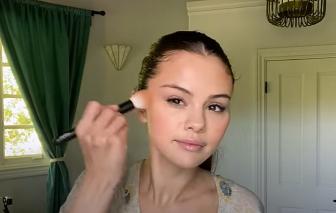 Clip: Selena Gomez hướng dẫn cách trang điểm cho da khô