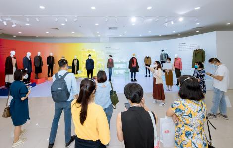 UNIQLO lần đầu tiên tổ chức sự kiện triển lãm đặc biệt mở cửa đón công chúng chỉ trong 2 ngày, 12 và 13/9