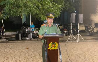 Giám đốc Công an TPHCM được thăng hàm thiếu tướng
