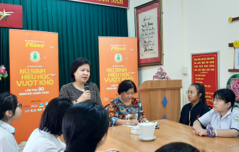 Thêm 62 nữ sinh được Báo Phụ Nữ TPHCM trợ sức đến trường