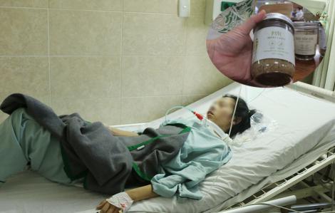 Ăn rất ít, một phụ nữ vẫn bị ngộ độc pate Minh Chay