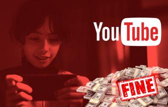 YouTube nguy cơ bị phạt 2,5 tỷ bảng Anh liên quan cáo buộc bán dữ liệu trẻ em trái phép
