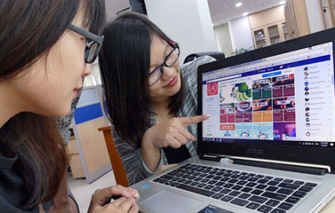 Người mua hàng bách hóa trực tuyến tăng mạnh