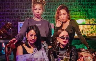 """Phong cách thời trang chất lừ của bộ tứ """"chị đại"""" làng giải trí K-pop"""