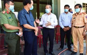 Từ 0 giờ ngày 15/9, dỡ bỏ kiểm soát người và phương tiện từ Quảng Nam đến Huế
