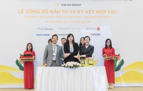Công ty tư vấn đầu tư Kim An ký kết cùng Nam A Bank, FE Credit để phát triển khoản vay tiêu dùng