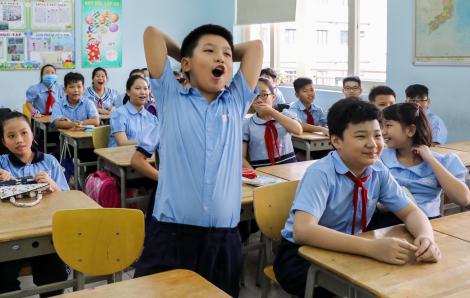 Học sinh tiểu học chính thức được học vượt lớp