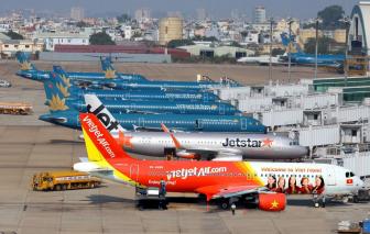 Mở lại đường bay với 6 nước, người có giấy chứng nhận âm tính với SARS-CoV-2 mới được bay
