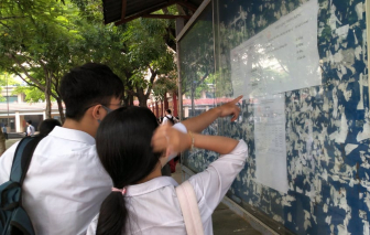 Điểm sàn vào Trường ĐH KHXH&NV, ĐH Hoa Sen, ĐH Quốc tế Sài Gòn bao nhiêu?