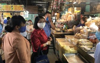 Giám sát an toàn vệ sinh ở khu chợ người Hoa lâu đời