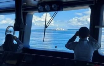 Indonesia tăng cường tuần tra sau khi phát hiện tàu Trung Quốc