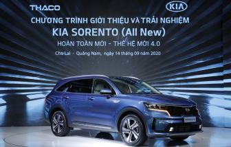 THACO giới thiệu KIA Sorento (All New) - thế hệ sản phẩm mới nhất của thương hiệu KIA