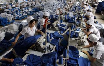 ADB hạ dự báo tăng trưởng kinh tế Việt Nam còn 1,8%