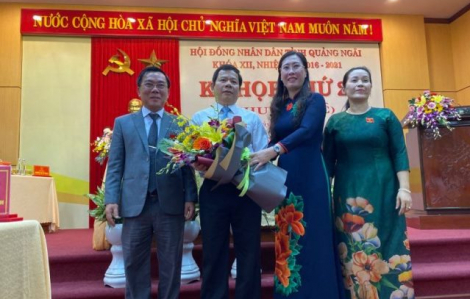 """Quảng Ngãi: Thiếu nhiều lãnh đạo cấp huyện vì """"chờ"""" tân chủ tịch tỉnh"""