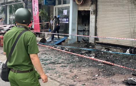 Xác định nghi can gây cháy Ngân hàng Eximbank cùng nhà dân ở Sài Gòn