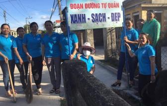 Phụ nữ Quảng Ngãi cùng chung tay 'làm thế giới sạch hơn'