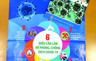 Thanh tra TPHCM xác minh dấu hiệu bất thường trong việc in ấn tài liệu phòng chống COVID-19