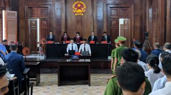 """Vụ án Nguyễn Thành Tài và đồng phạm: """"Khắc nhập, khắc xuất"""" bỏ túi ngay 50 tỉ đồng"""