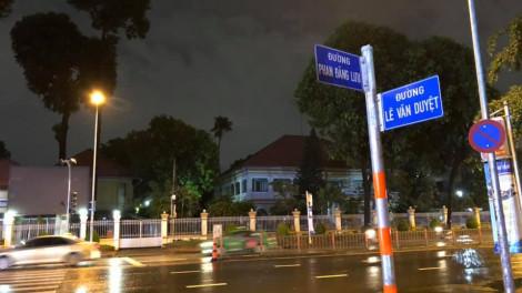 Trả lại tên đường Lê Văn Duyệt, hay trả lại vẻ đẹp nội sinh của TP.HCM