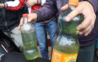 Bé gái 1 tuổi tử vong nghi do uống nhầm xăng