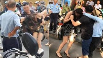 Vợ đánh ghen tình địch: Cuộc lôi đình vô dụng