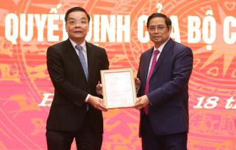 Bộ trưởng KH&CN Chu Ngọc Anh giữ chức Phó bí thư Thành ủy Hà Nội
