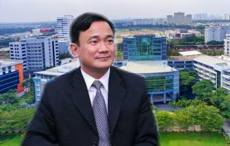 Cách chức tất cả chức vụ trong Đảng đối với Hiệu trưởng Trường Đại học Tôn Đức Thắng