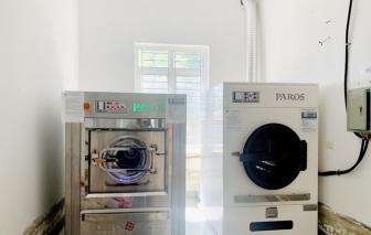 Khởi tố nữ giám đốc mua máy giặt sấy hơn 2 tỷ, bán vào 4 bệnh viện giá 12 tỷ