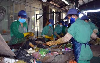 Không xác định được khối lượng rác dù lắp hệ thống kiểm soát gần 2 tỷ đồng