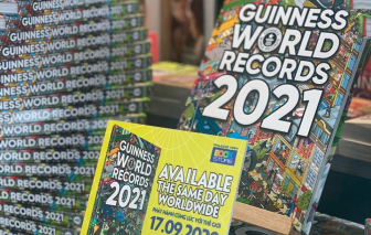 Ngồi nhà, lập kỷ lục Guinness, tại sao không?